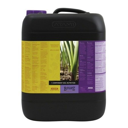 B´CUZZ 1 Component Fertiliser Soil 5 L