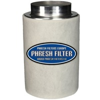 Phresh Filter 300m3/h - Ø100mm
