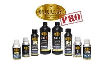Gold Label large nutrient Pro kit - HydroCoco