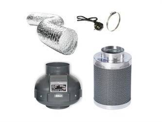 Ventilation Kit PK100 280m3/h + Phresh Filter 300m3/h