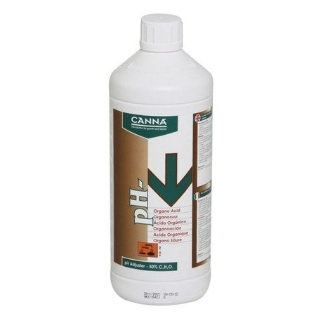 CANNA pH- 50% organic acid Citric Acid 1L