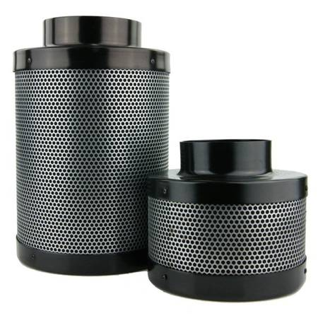 Carbon filter Mastercarbo 650m3/h - 150mm