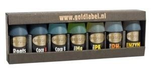 Gold Label small nutrient kit - Coco