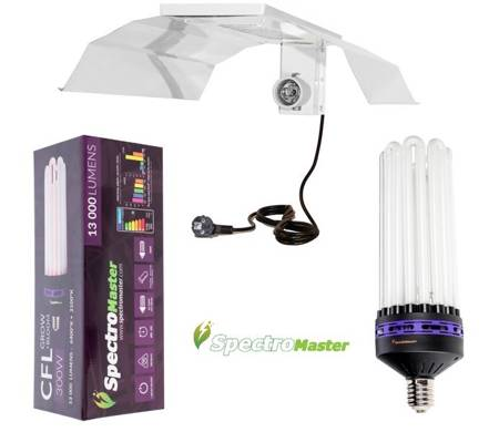Spectromaster 300W, dual spectrum with CFL reflector
