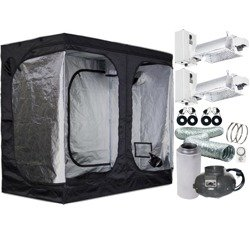 Zestaw Mammoth Dark Room 240w Gavita PRO 2x600w Eseries