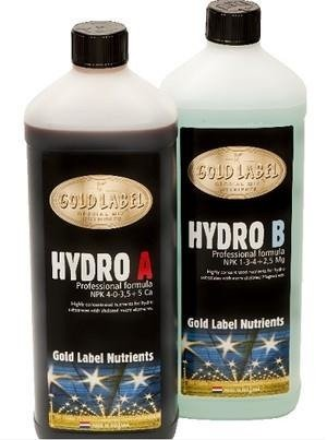 Gold Label Hydro A&B 2x1L
